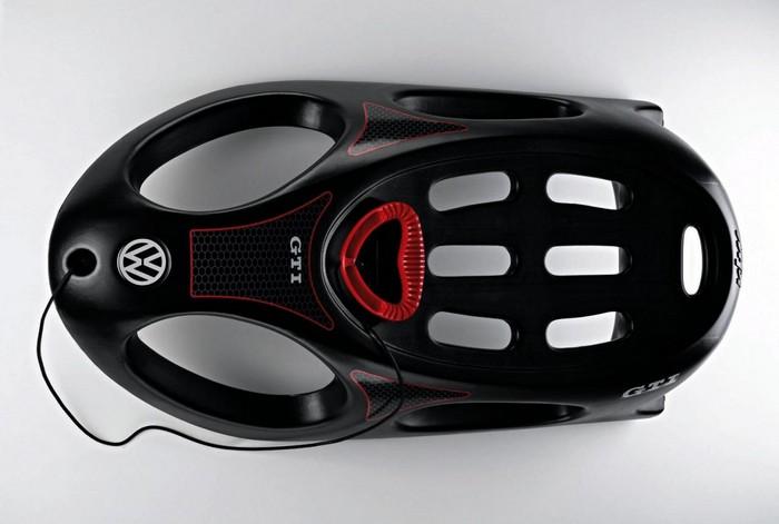 Volkswagen GTI Crazy Bob – санки в стиле Volkswagen Golf GTI