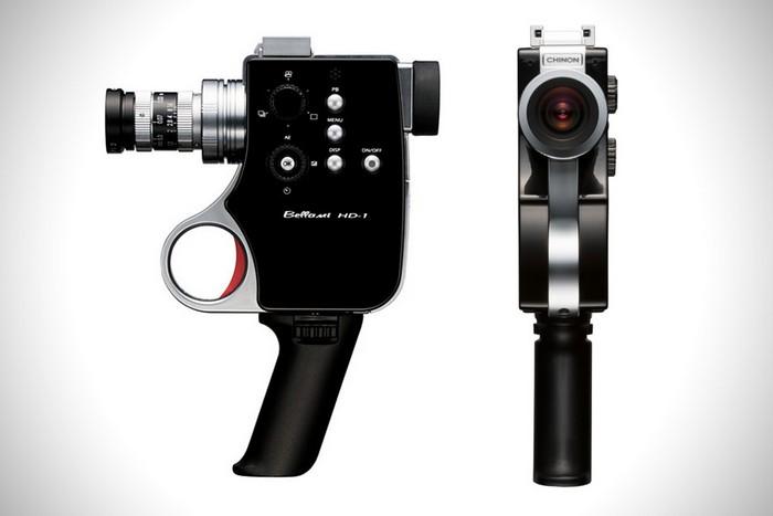 Bellami HD-1 Digital Super 8 – видеокамера в стиле ретро