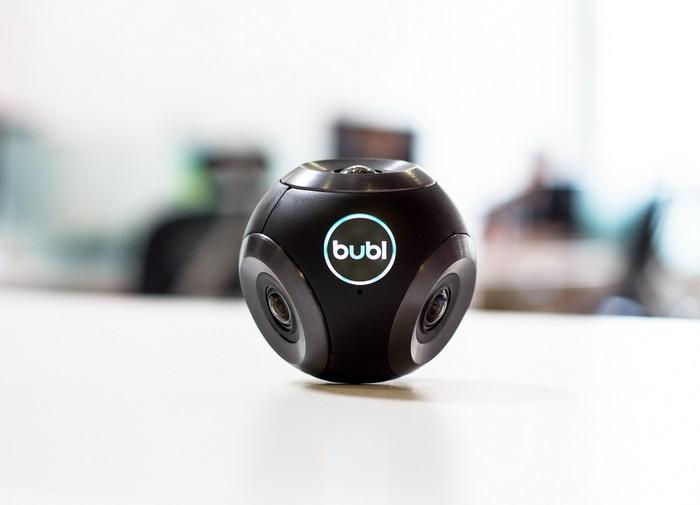 Bublcam – панорамная видеокамера