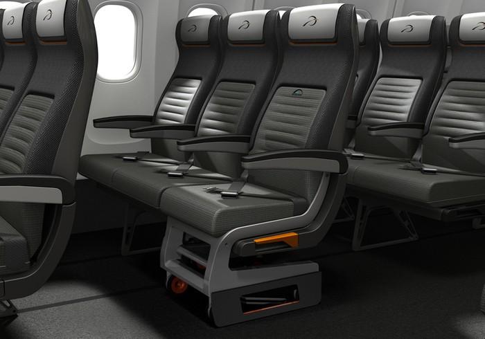 Priestmangoode – инвалидное кресло для самолетов
