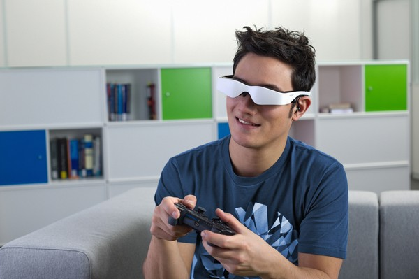 Очки виртуальной реальности Carl Zeiss Cinemizer