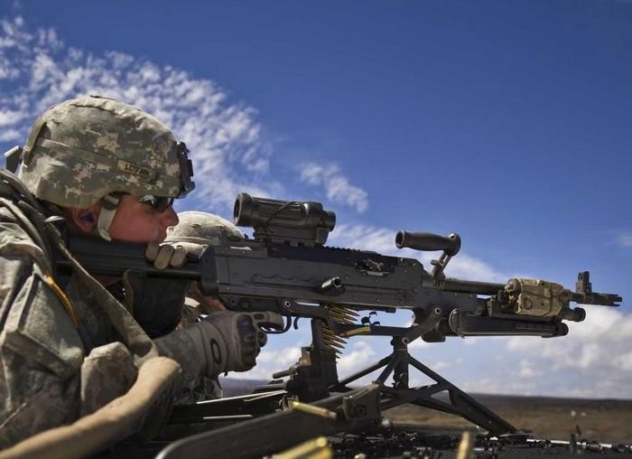 EXACTO – самонаводящиеся пули для снайперских винтовок от концерна DARPA
