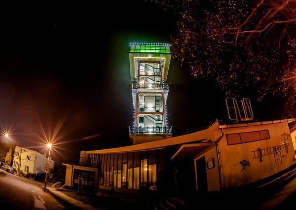 Смотровая площадка на Presov Water Tower. Источник фото: slovakia.travel