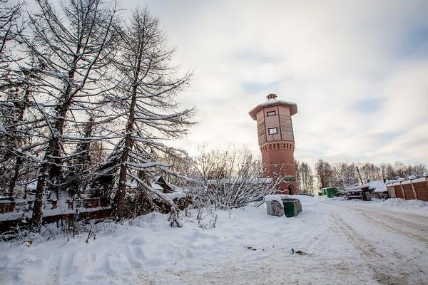 Жилая башня Лунева в Томске. Источник фото: taishetbabr.com