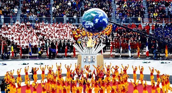 Олимпийский стадион Нагано. Источник фото: panasonic.net