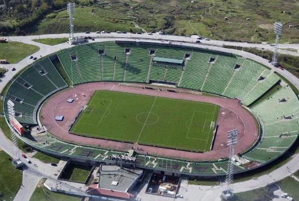 Олимпийский стадион «Асим Ферхатович-Хасе». Сараево. Источник фото: sarajevotimes.com