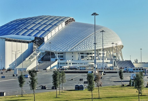 Стадион «Фишт». Сочи. Источник фото: Populous