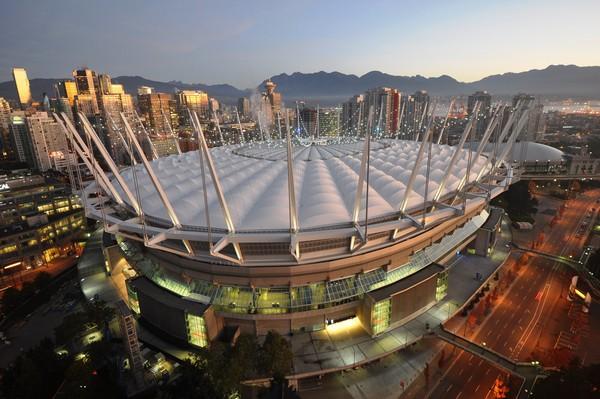 Стадион BC Place. Ванкувер. Источник фото: scoreinc.ca