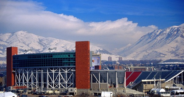 Rice-Eccles Stadium. Солт-Лейк-Сити. Источник фото: rice-ecclesstadium