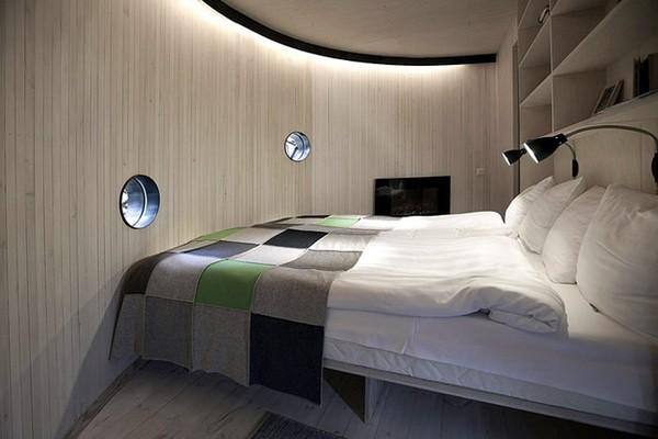 Отель The Birds Nest в Швеции. Источник фото: nordicdesign.ca