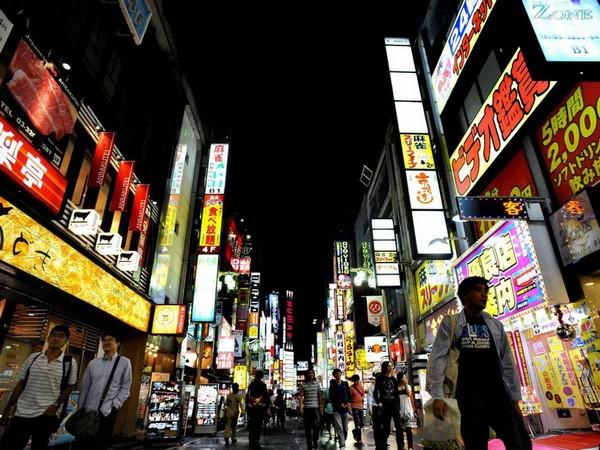 Улица современного Токио. Источник фото: io9.com