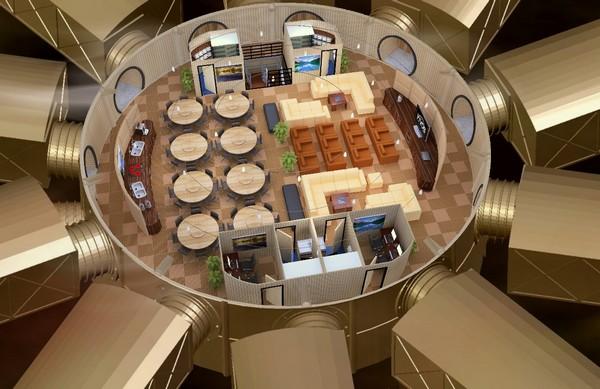 Vivos Shelter – подземный город на случай Конца Света. Источник фото: terravivos.com