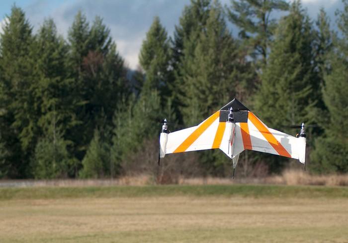 X Plus One – гибридный беспилотник, который сочетает в себе самолет и вертолет