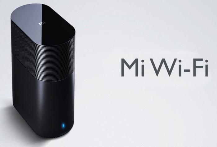 Xiaomi Mi Wi-Fi - роутер от компании Xiaomi