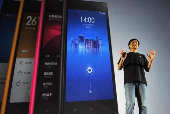 Лей Джун - генеральный директор компании Xiaomi