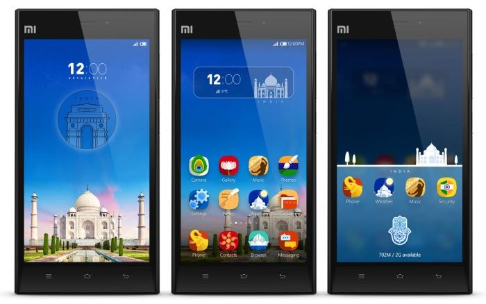 Прошивка MIUI на Android от компании Xiaomi