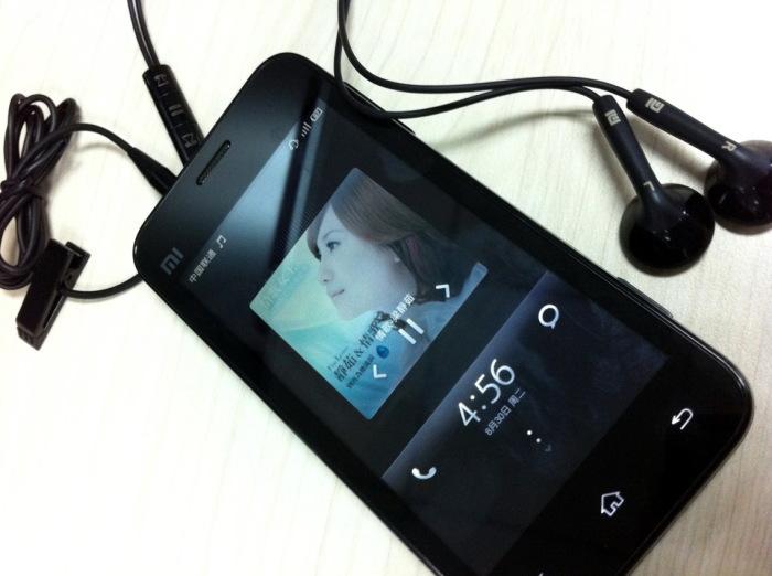 Xiaomi MiOne - первый смартфон от компании Xiaomi