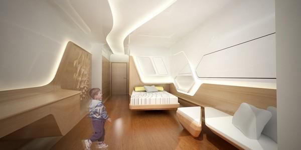 Дом Рональда МакДональда от лучших архитекторов мира. Источник фото: Designboom