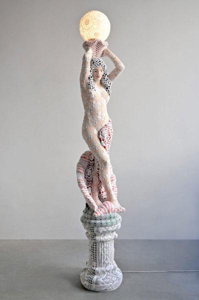 Португальская мастерица Джоана Васконселос (Joana Vasconcelos).