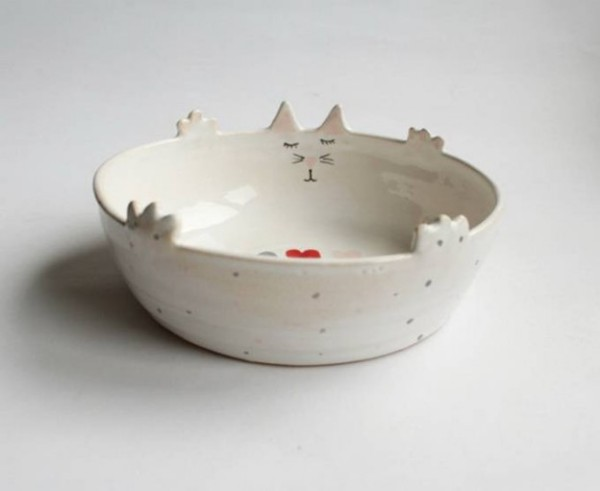 Глиняная посуда Марты Туровски (Marta Turowska).