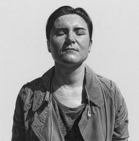 Портреты мастера из Британии Steve Caldwell.