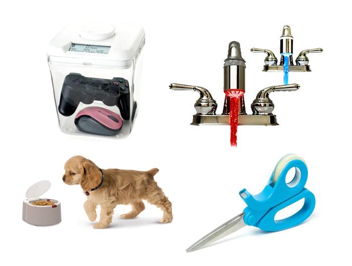 10 интересных изобретений, облегчающих жизнь.