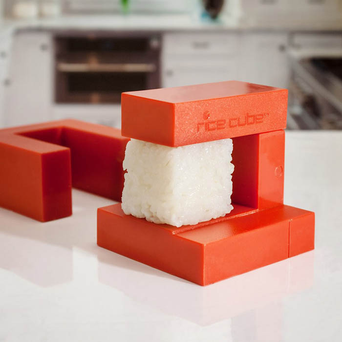 Как роллы сделать квадратные