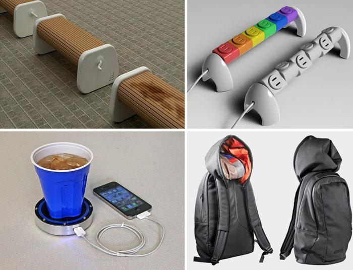 25 крутых изобретений, делающих жизнь проще.