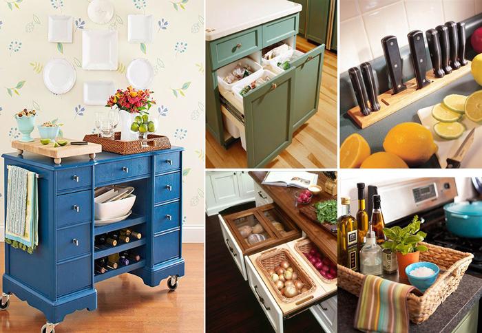 Примеры интерьера кухни