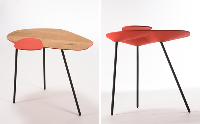Необычная мебель от Roee Magdassi.