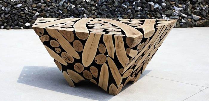 Дизайнер, приручивший дерево.
