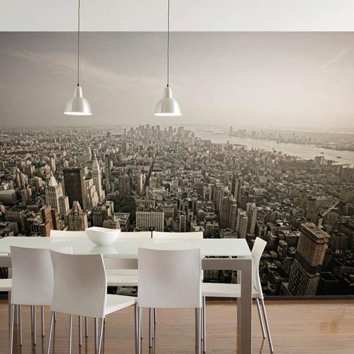 Панорама в столовой.