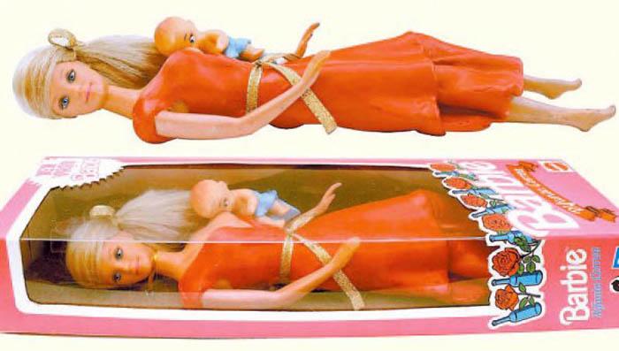 Барби и Кен от Pool Paolini и Marianela Perelli.
