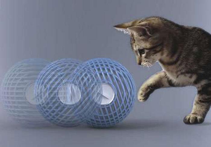 Увлажнитель шерсти для кошек.