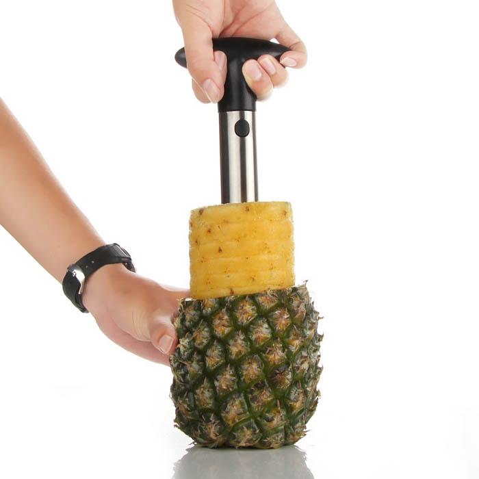 Прибор для извлечения ананаса.