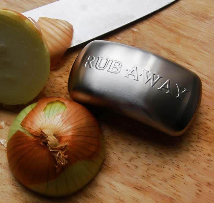Металлическое мыло для удаления запахов.