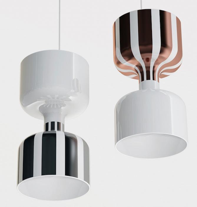 Светильники от российского дизайнера.