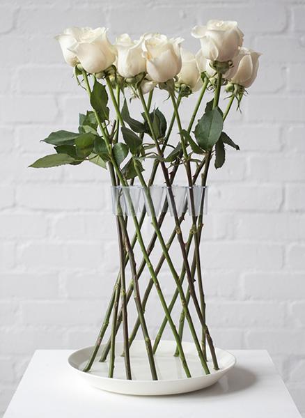 Оригинальная ваза Crown Vase.