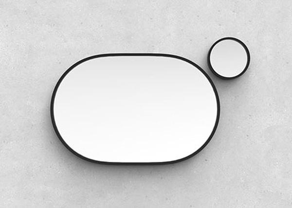 Зеркала для датского бренда Hay.