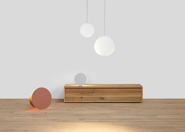 3 стильних світильника в стилі хай-тек