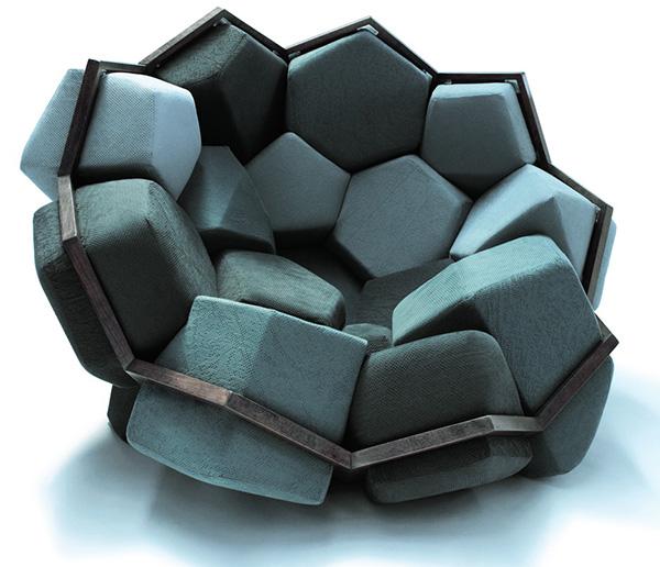 "Кресло ""Quartz""."