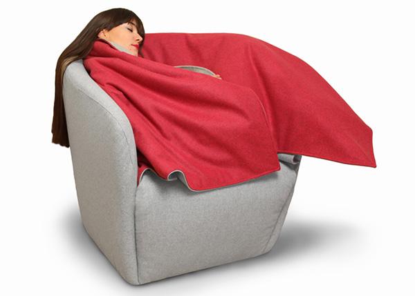 Уютное кресло от Hanna Emelie Ernsting.