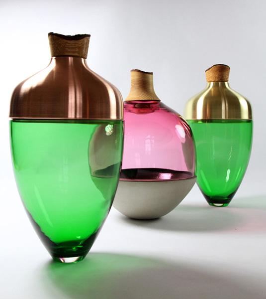 Цветочные вазы от Utopia & Utility.