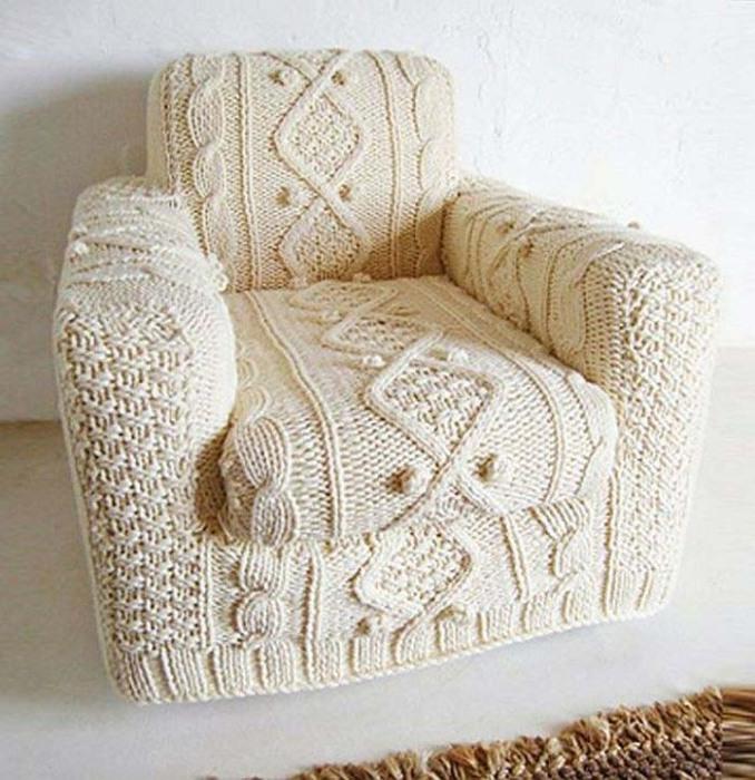 Идеальное кресло для долгого чтения.