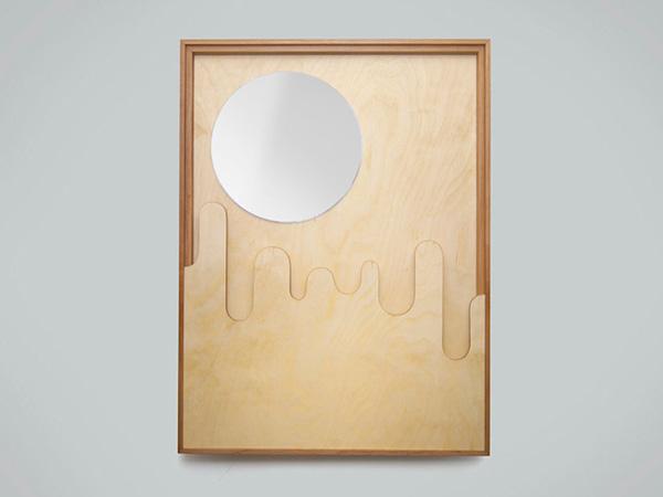 Зеркальная рама Wallmonds Mirror Fram.