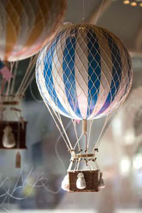 Воздушный шар своими руками.