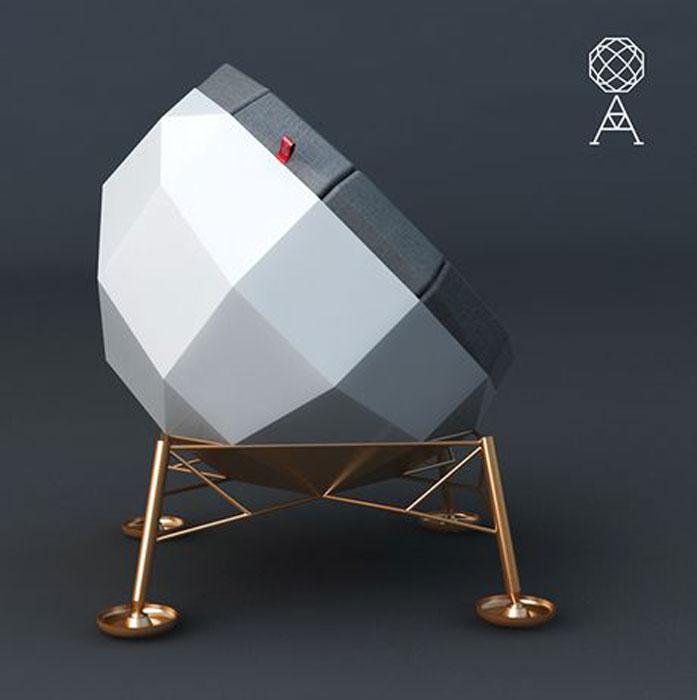 Кресло в честь Аполлона.
