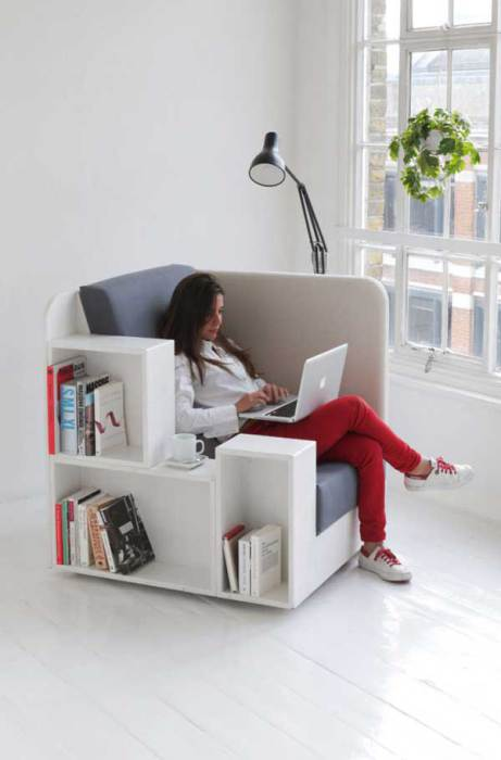 Кресло для полноценного отдыха.