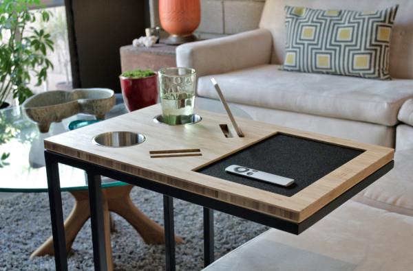 Многофункциональный кофейный столик.