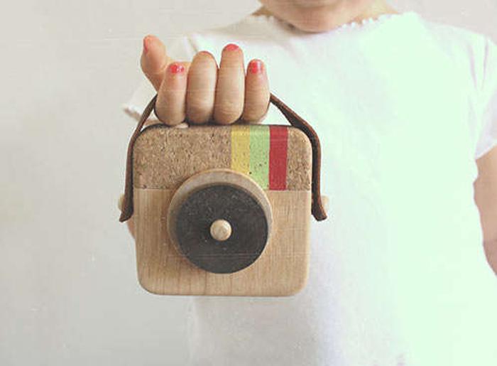 Фотоаппарат от Twig Creative.